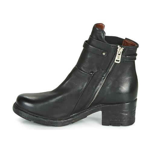 Baja Zapatos AirstepA 98 Caña Nova Chels Botas s 17 Negro Mujer De E9IHWD2