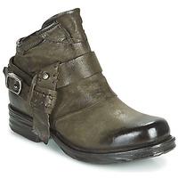 Zapatos Mujer Botas de caña baja Airstep / A.S.98 SAINT EC STRAPE Kaki