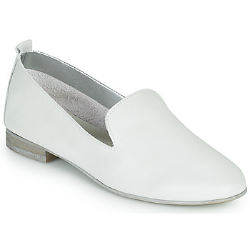 Zapatos Mujer Mocasín André ROMANS Blanco