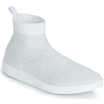 Zapatos Mujer Baloncesto André ATINA Blanco