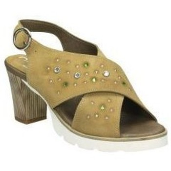 Zapatos Mujer Sandalias Nature 3978 Marron