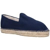 Zapatos Hombre Alpargatas Alpargatas Sesma 009 Hombre Azul marino bleu
