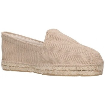 Zapatos Hombre Alpargatas Alpargatas Sesma 009 Hombre Beige beige