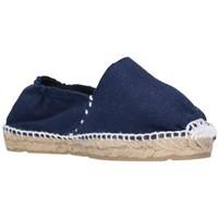Zapatos Niña Alpargatas Alpargatas Sesma 003 Niña Azul marino bleu