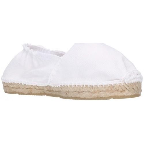 Zapatos Niña Alpargatas Alpargatas Sesma 003 Niña Blanco blanc