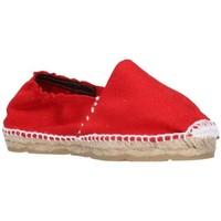 Zapatos Niña Alpargatas Alpargatas Sesma 003 Niña Rojo rouge