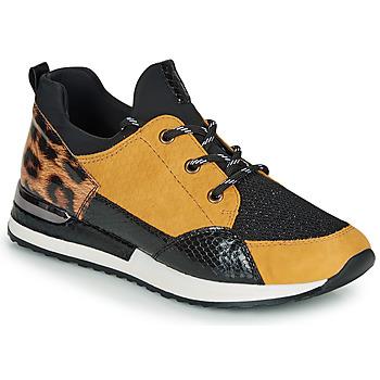 Zapatos Mujer Zapatillas bajas Remonte Dorndorf R2503-70 Negro