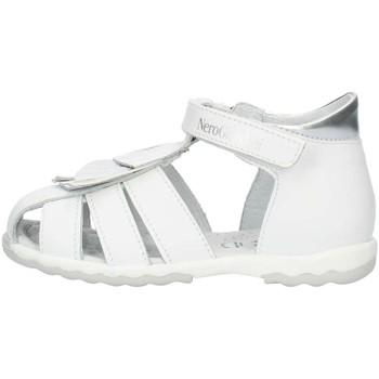 Zapatos Niña Sandalias Nero Giardini P921160F blanco