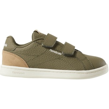 Zapatos Niños Zapatillas bajas Reebok Sport Royal Comp Cln 2V Verde olivo,Verdes