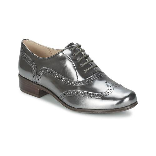 Zapatos Mujer Richelieu Clarks HAMBLE OAK Plateado