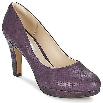 Zapatos Mujer Zapatos de tacón Clarks CRISP KENDRA Violeta
