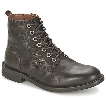 Zapatos Hombre Botas de caña baja Clarks FAULKNER RISE Oscuro