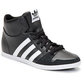 Zapatos Hombre Zapatillas altas adidas Originals ADILAGO MID Negro / Blanco