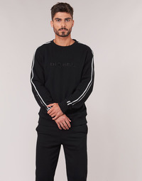 textil Hombre sudaderas Diesel WILLY Negro