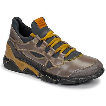 Zapatos Hombre Zapatillas bajas Moma TONY GREY Gris