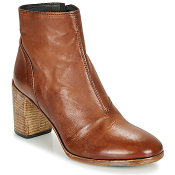 Zapatos Mujer Botines Moma STELLA BRANDY Marrón