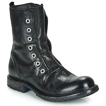 Zapatos Mujer Botas de caña baja Moma CUSNA NERO Negro