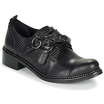 Zapatos Mujer Derbie Regard ROABAX VA MAIA Negro