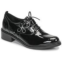 Zapatos Mujer Derbie Regard ROAZU V2 VERNIS Negro