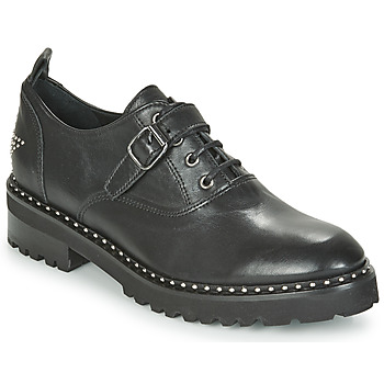 Zapatos Mujer Derbie Philippe Morvan DAILY V1 MAIA Negro