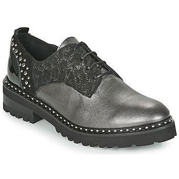 Zapatos Mujer Derbie Philippe Morvan DIVON V2 Gris
