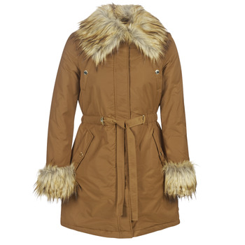 textil Mujer parkas Marciano NEW GLAM Cognac
