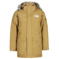 textil Hombre parkas The North Face MEN'S MC MURDO Camel