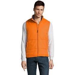 textil Hombre plumas Sols WARM PRO WORK Naranja