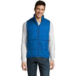 textil Hombre plumas Sols WARM PRO WORK Azul