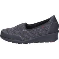 Zapatos Mujer Slip on Cinzia Imprint slip on textil negro