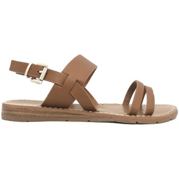 Zapatos Mujer Sandalias Chattawak sandales 7-RUBIS Camel Marrón