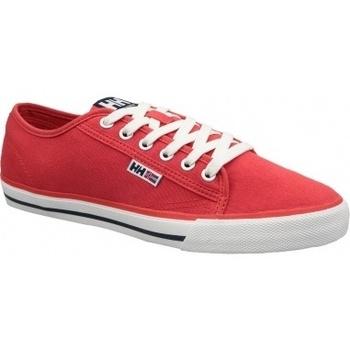 Zapatos Hombre Zapatillas bajas Helly Hansen Fjord Canvas Shoe V2 rojo