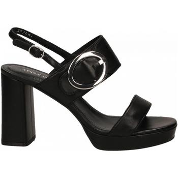 Zapatos Mujer Sandalias Adele Dezotti NAPPA nero
