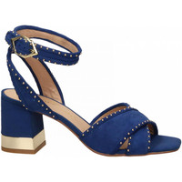 Zapatos Mujer Sandalias Bruno Premi CAMOSCIO mare
