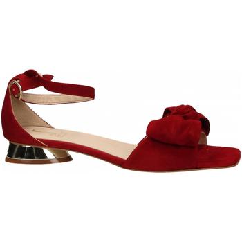 Zapatos Mujer Sandalias Jeannot SCARPE D platino---cardinale