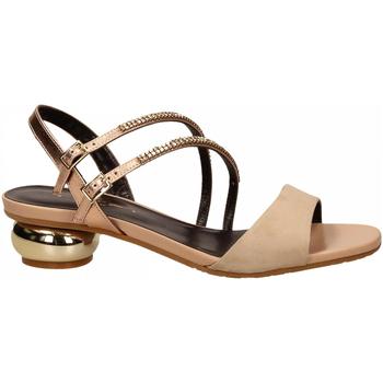Zapatos Mujer Sandalias Tiffi T1 AMALFI CAMEL / T2 ROSE RESTO CAMPIONE camel---rose