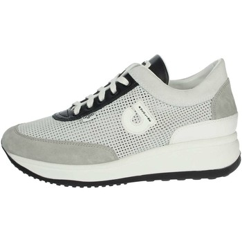 Zapatos Mujer Zapatillas bajas Agile By Ruco Line Agile By Rucoline  1304 Sneakers Mujer Blanco/Negro Blanco/Negro