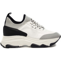 Zapatos Mujer Zapatillas bajas Nae Vegan Shoes Edda White branco