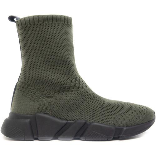 Zapatos Mujer Zapatillas altas Nae Vegan Shoes Lexa Green Verde