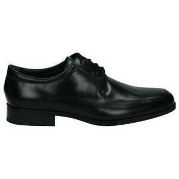 Zapatos Hombre Derbie & Richelieu Nuper Zapatos  4681 caballero negro Noir