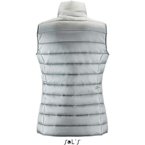 Sols WAVE WOMEN Plata - Envío gratis |  ! - textil Chaleco de traje Mujer