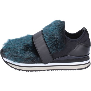 Zapatos Mujer Slip on Crime London BS950 negro