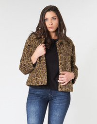 textil Mujer cazadoras See U Soon 9262153 Leopardo