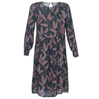 textil Mujer vestidos largos See U Soon 9222127 Marino / Burdeo