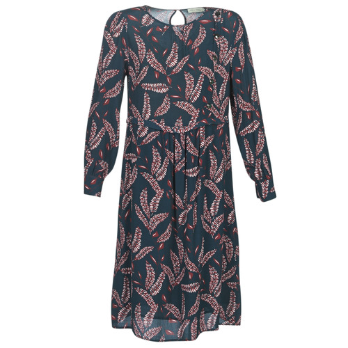 See U Soon 9222127 Marino / Burdeo - Envío gratis | ! - textil vestidos largos Mujer
