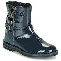 Zapatos Niña Botas de caña baja Citrouille et Compagnie LIMIDOU Azul