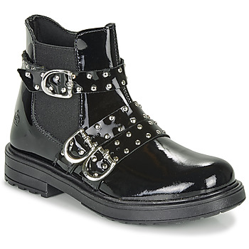 Zapatos Niña Botas de caña baja Citrouille et Compagnie LIRONDEL Negro