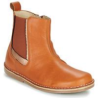 Zapatos Niña Botas de caña baja Citrouille et Compagnie LOUTE Camel