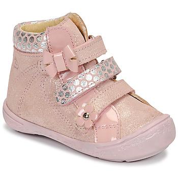 Zapatos Niña Botas de caña baja Citrouille et Compagnie HODIL Rosa