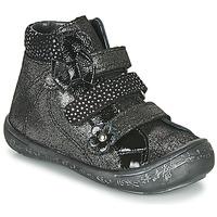 Zapatos Niña Zapatillas altas Citrouille et Compagnie HODIL Negro